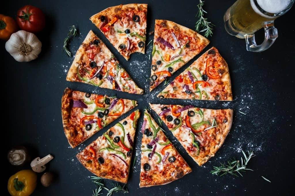 PIZZA FATIADA pizza pizzaria nonna vespa maia porto portugal